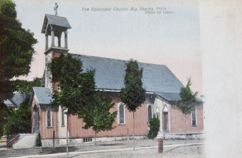 <i>The Episcopal Church, Big Rapids, Mich.</i> image. Click for full size.