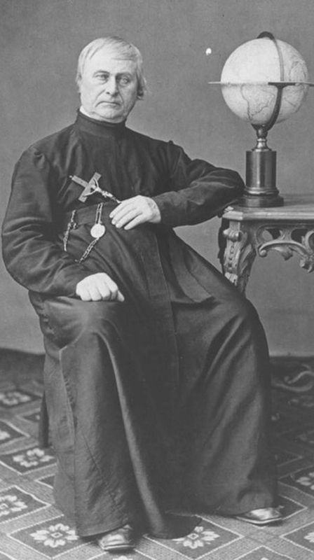 Father Pierre-Jean De Smet image. Click for full size.