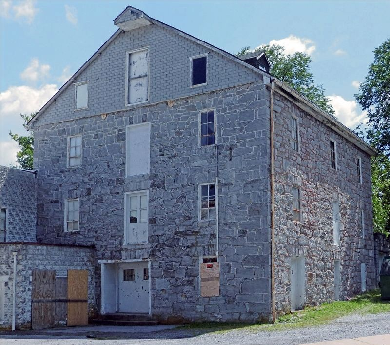 Hager Mill image. Click for full size.