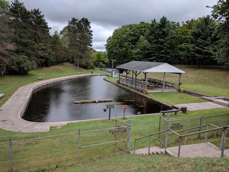 Paris Fish Hatchery image. Click for full size.