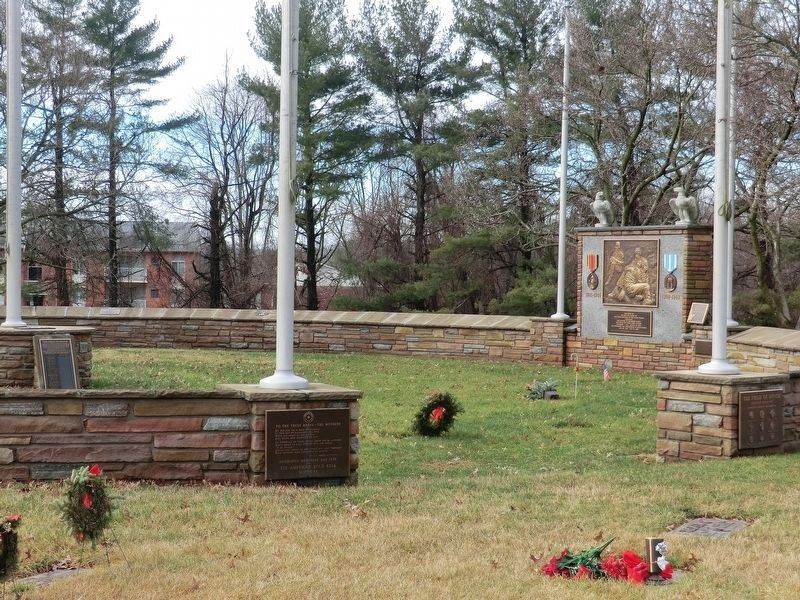 Field of Honor-Dulaney Valley Memorial Gardens image. Click for full size.