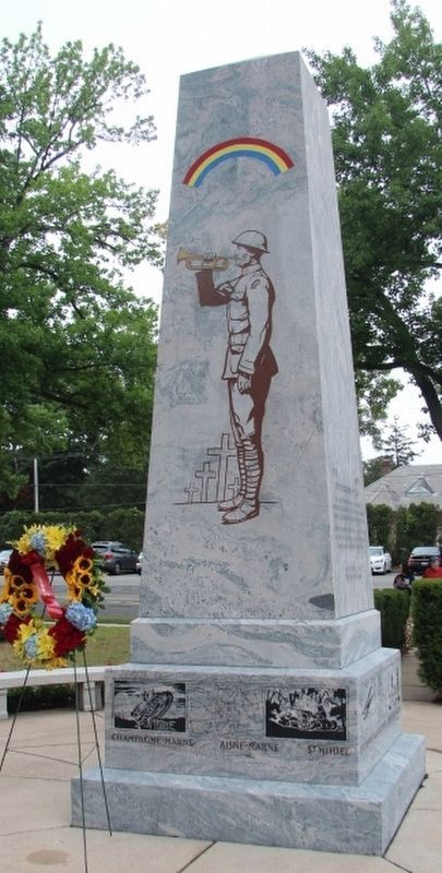 42nd Infantry Div Monument image. Click for full size.