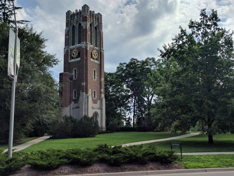 Beaumont Tower image. Click for full size.