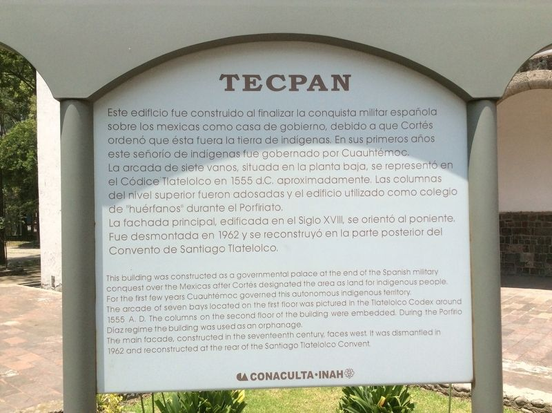 An additional Tecpan marker image. Click for full size.