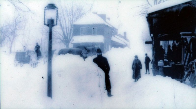 Blizzard, 1899 image. Click for full size.