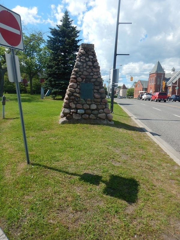 Wideview of Connaught Square Marker image. Click for full size.