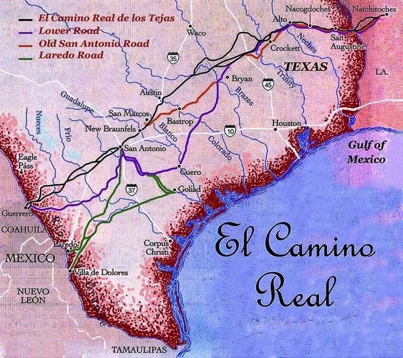 El Camino Real image. Click for full size.