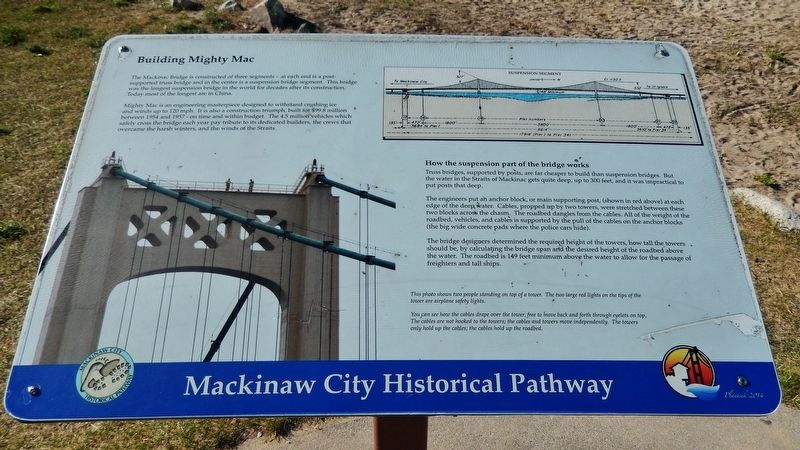 Building Mighty Mac Marker image. Click for full size.