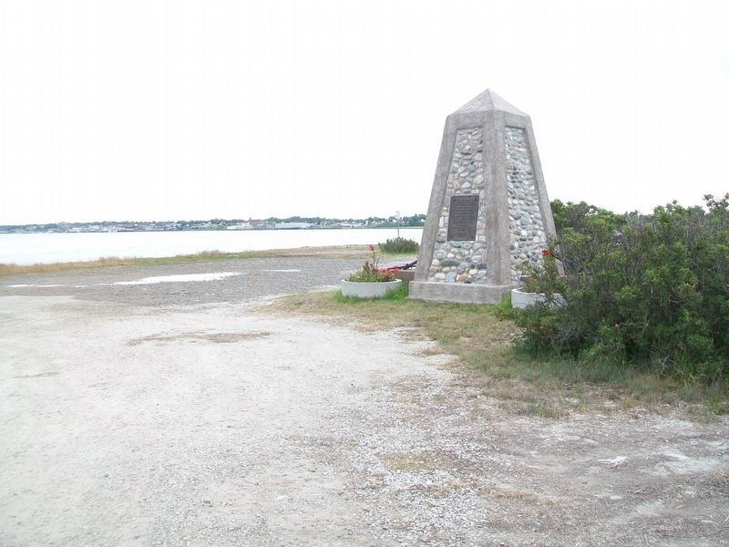 Seafaring Sons of Yarmouth County Monument image. Click for full size.