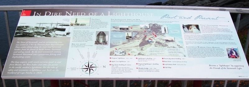 In Dire Need of a Lighthouse Marker image. Click for full size.
