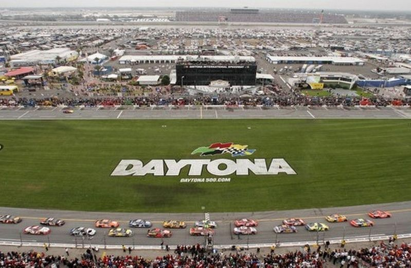 Daytona International Speedway image. Click for full size.