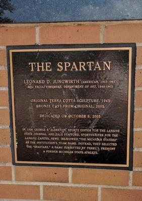 The Spartan Marker image. Click for full size.