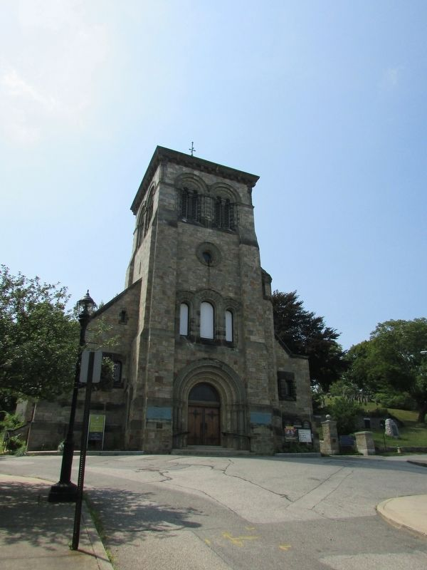 First Parish Church of Plymouth image. Click for full size.