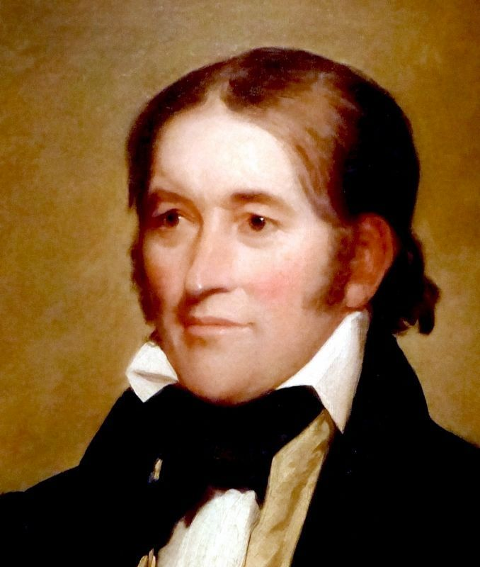 Davy Crockett 1786-1836 image. Click for full size.