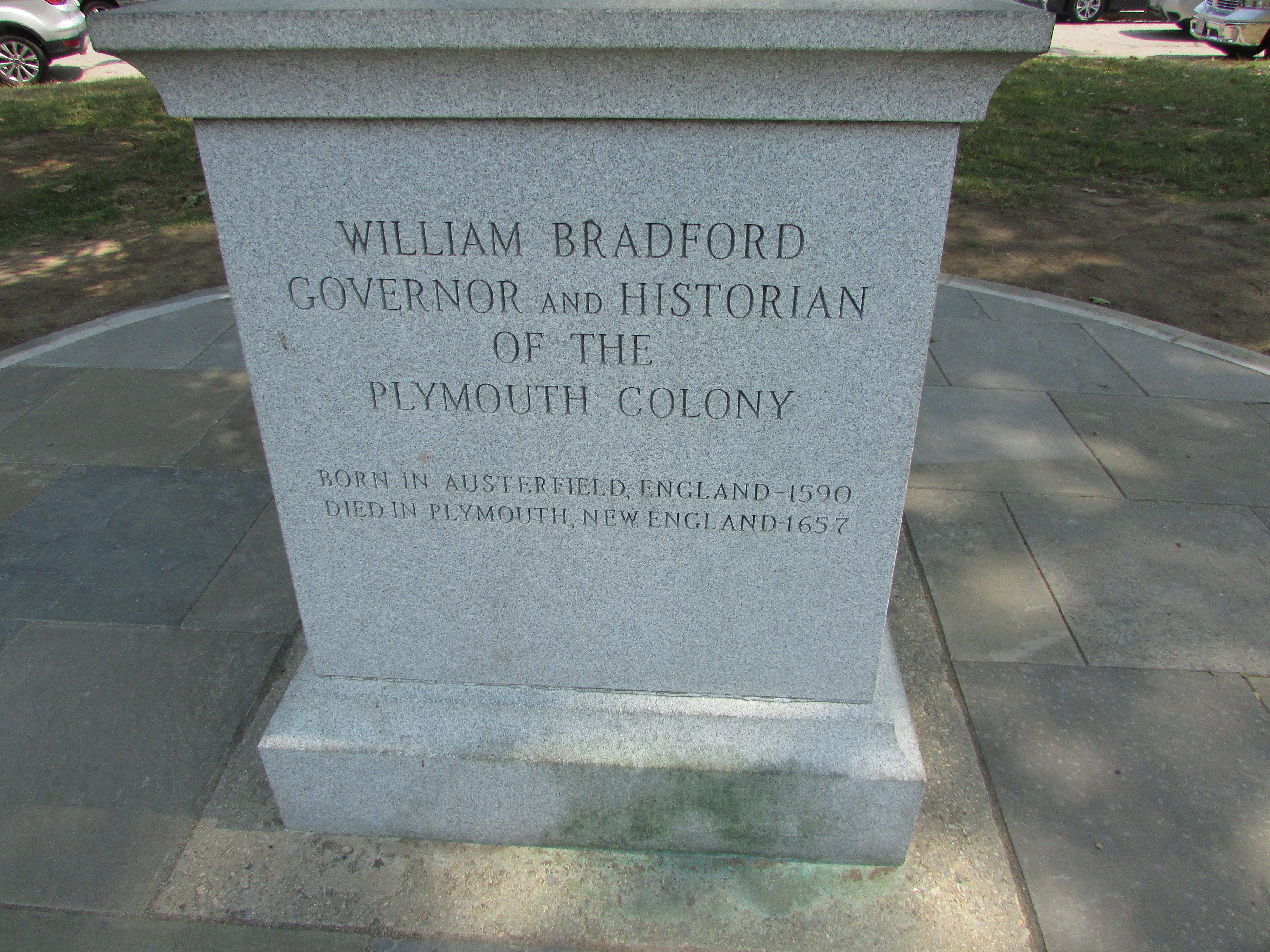 William Bradford Marker