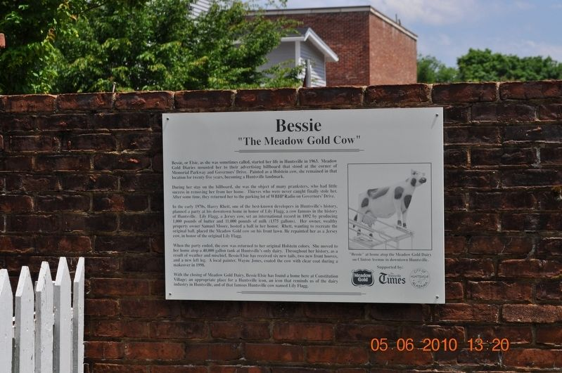Bessie Marker image. Click for full size.