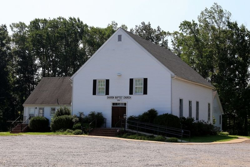 Sharon Baptist Church image. Click for full size.