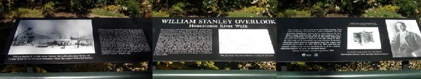William Stanley Overlook Marker image. Click for full size.