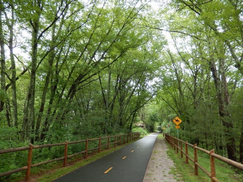 Trestle Trail Greenway image. Click for full size.