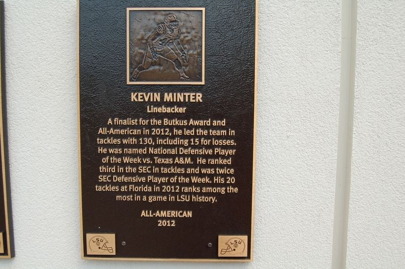 Kevin Minter Marker image. Click for full size.