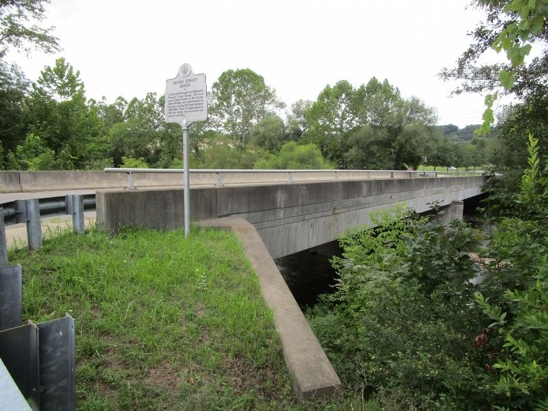 Marker & Current Bridge image. Click for full size.