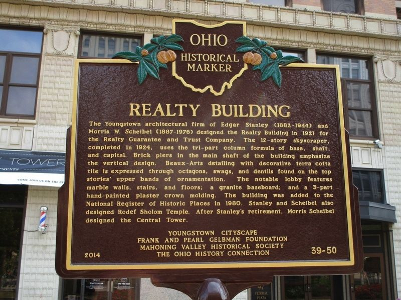 Realty Building Marker image. Click for full size.