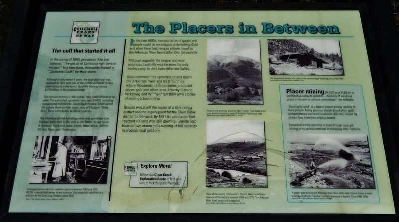 The Placers In Between Marker image. Click for full size.