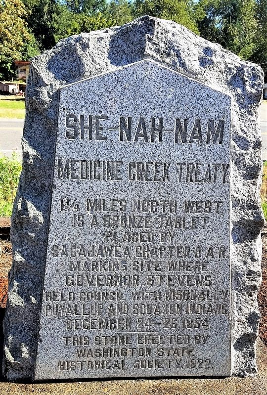 SHE-NAH-NAM Marker image. Click for full size.