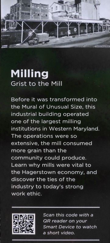 Milling Marker image. Click for full size.