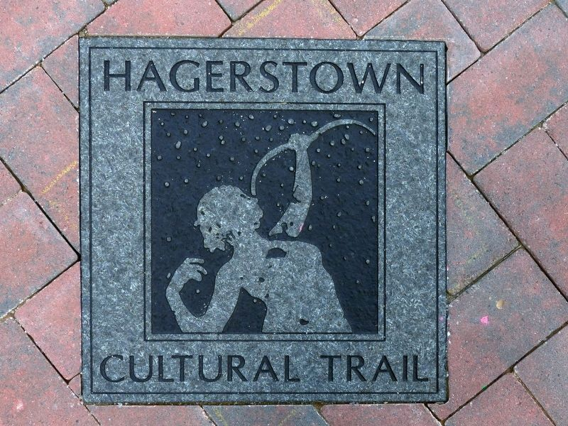 Hagerstown Cultural Trail image. Click for full size.