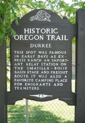 Durkee Marker image. Click for full size.