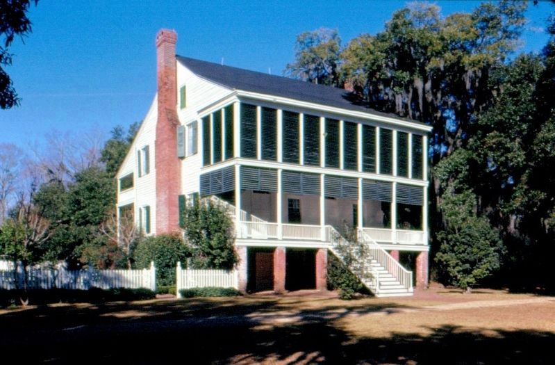 Oakley Plantation House image. Click for full size.