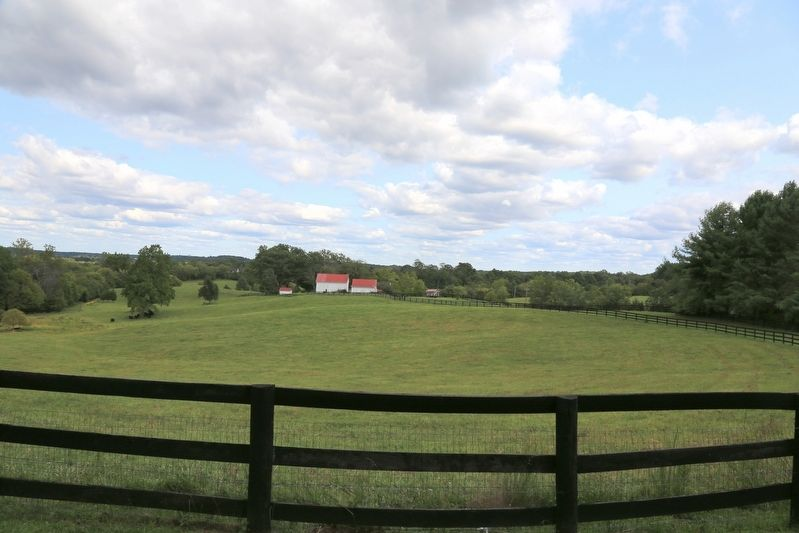 Fair Oaks Farm, viewed from the road image. Click for full size.