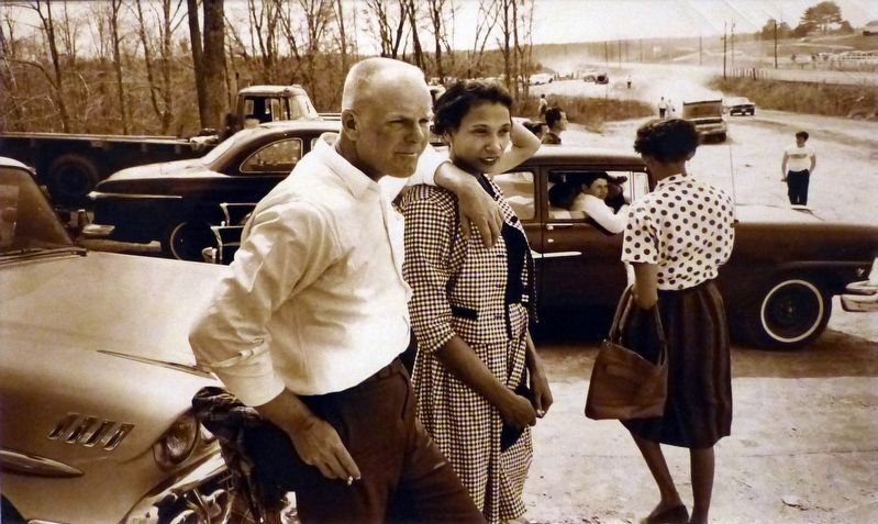 Richard and Mildred Loving image. Click for full size.