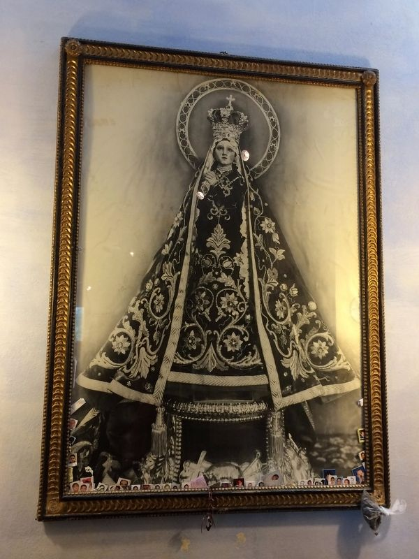 The Virgin of the Sorrows of Soriano image. Click for full size.
