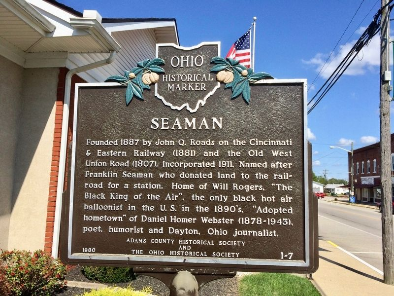 Seaman Marker image. Click for full size.