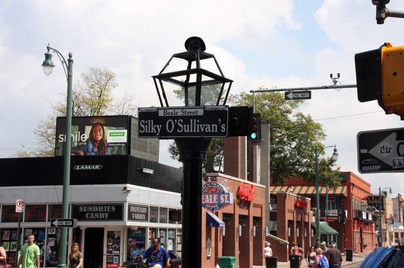 Beale Street image. Click for full size.