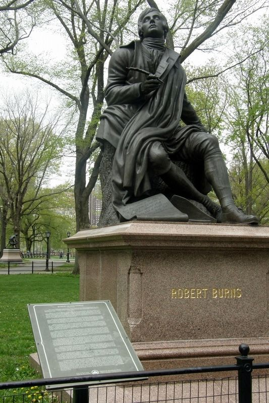 """Robert Burns"" image. Click for full size."
