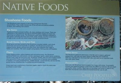 Native Foods Marker image. Click for full size.