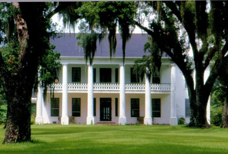 Bayside Plantation about 1970 image. Click for full size.