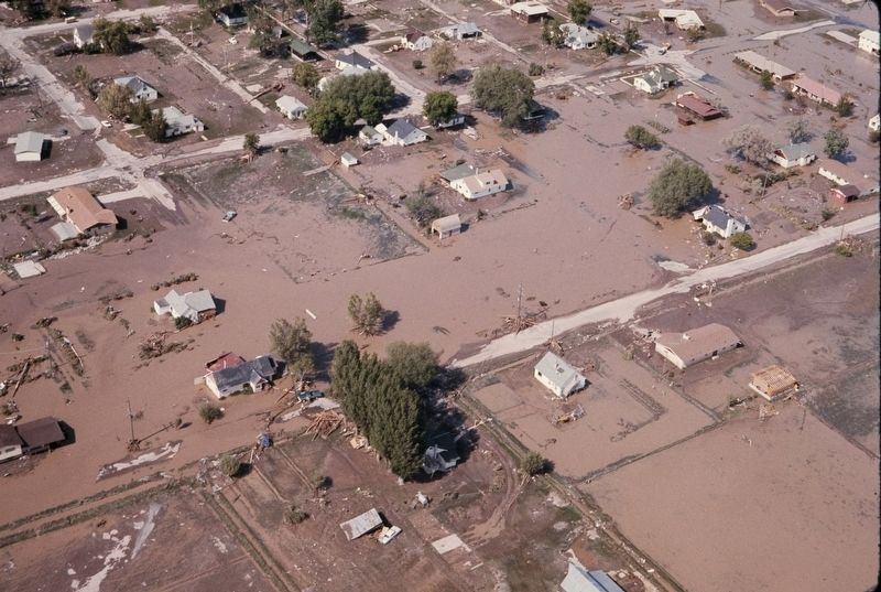 Teton Flood image. Click for full size.