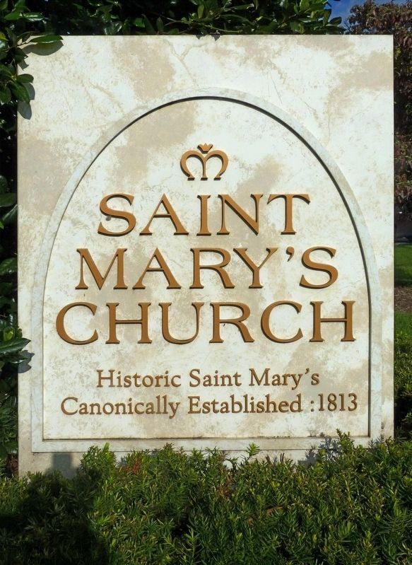 Saint Mary's Church image. Click for full size.
