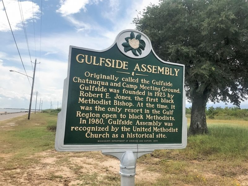 Gulfside Assembly Marker image. Click for full size.