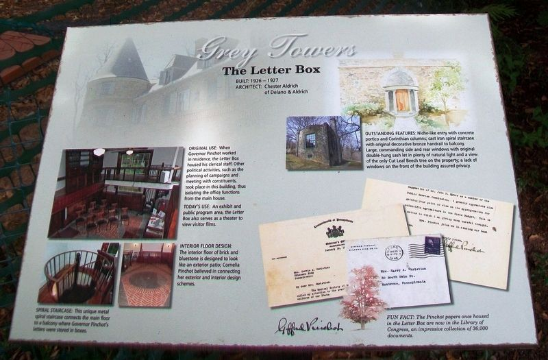 The Letter Box Marker image. Click for full size.