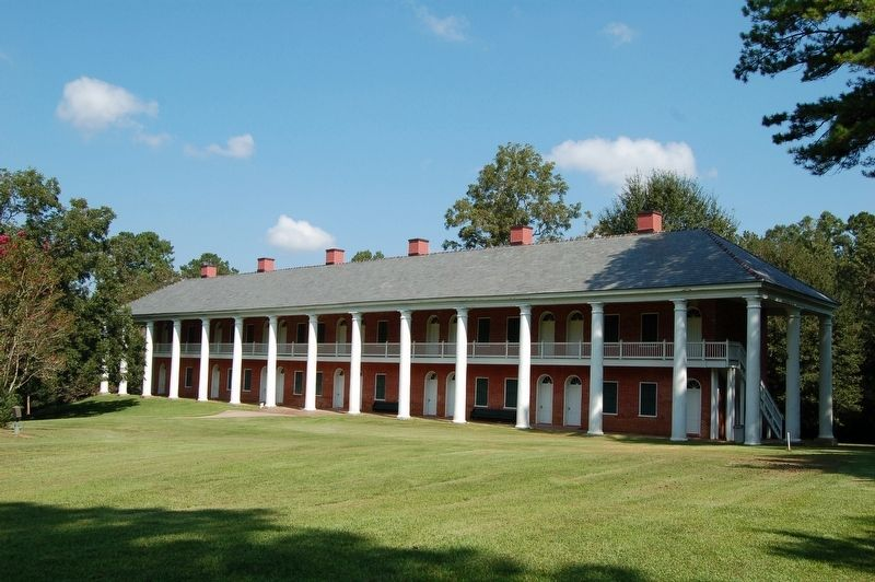 West Wing Dormitory image. Click for full size.