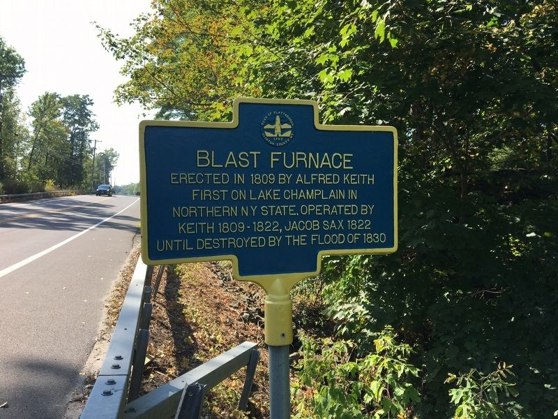 Blast Furnace Marker image. Click for full size.