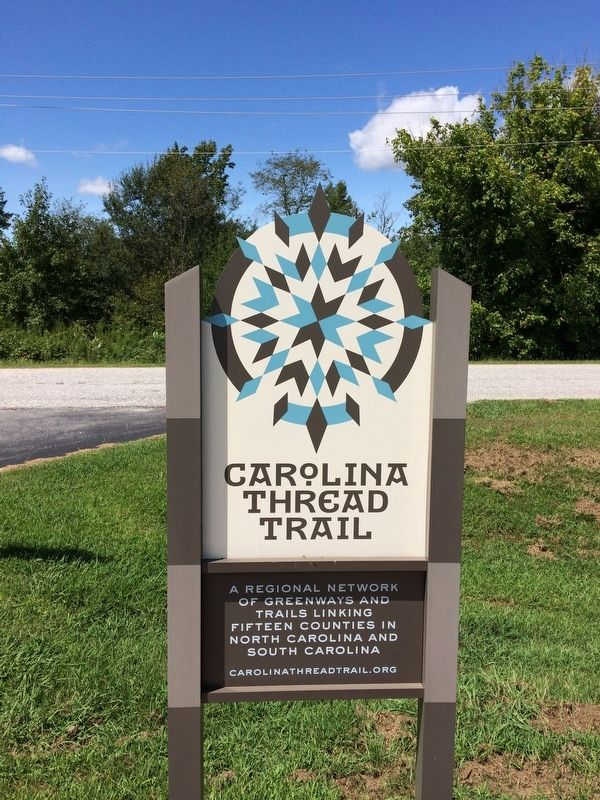 Carolina Thread Trail image. Click for full size.
