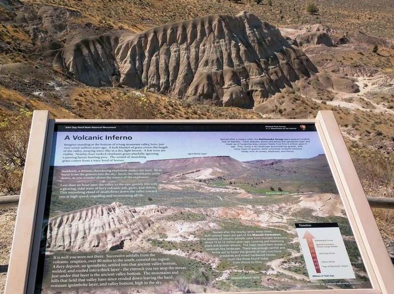 Mascall Overlook Marker 4 image. Click for full size.