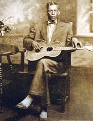 Charley Patton image. Click for full size.