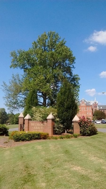 Belmont Abbey College image. Click for full size.